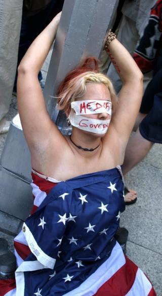patriotic bondage