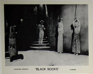 black socks movie promo dungeon picture