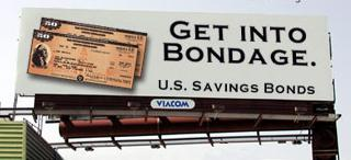bondage billboard