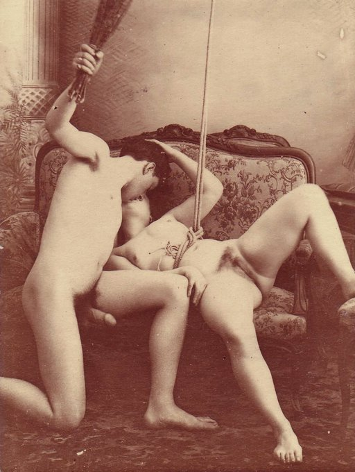 a day of wild sex, bondage, and birch whippings