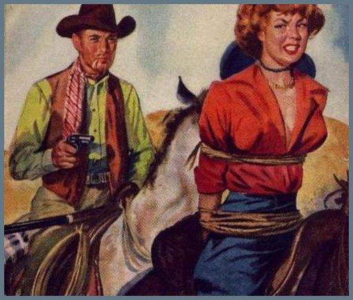 bondage cowgirl