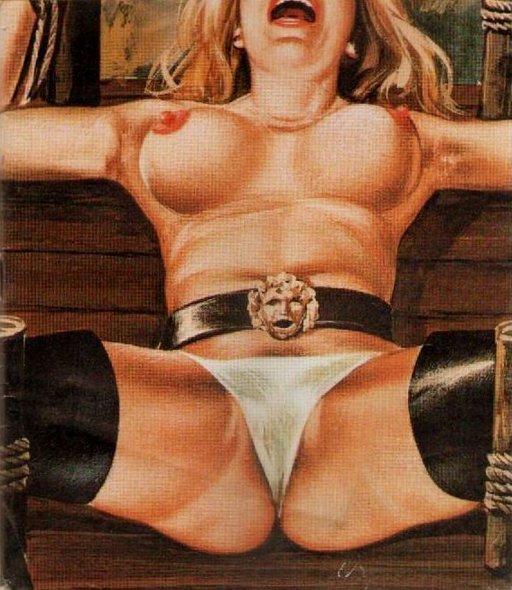 cautious bondage cover art