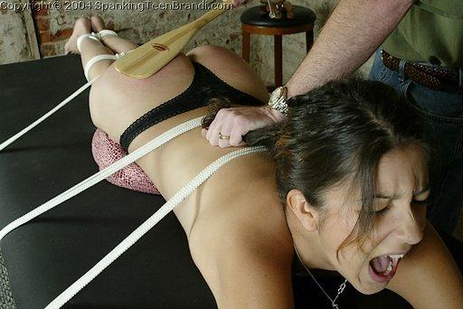 Bondage for spanking pics 842