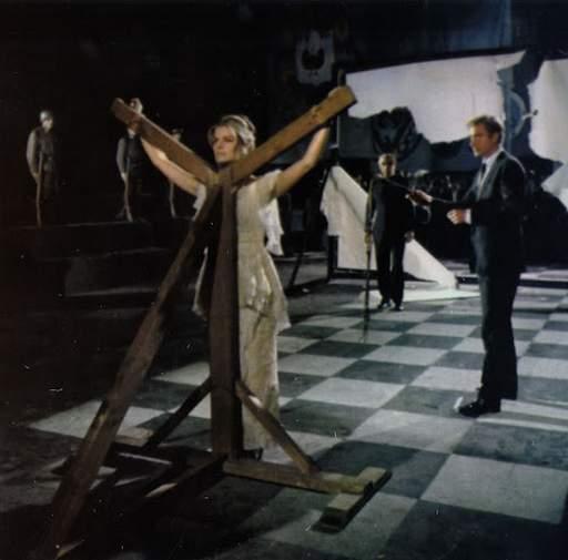 bondage whipping movie scene