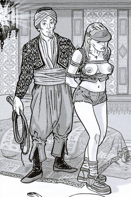 new slavegirl