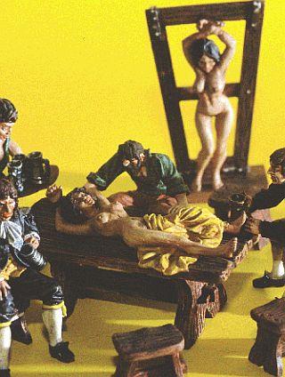 ravishment of pirate captive