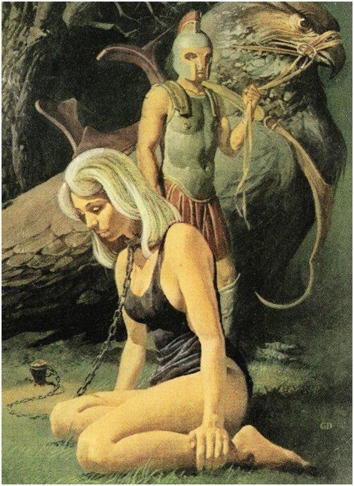 captives of gor cover art