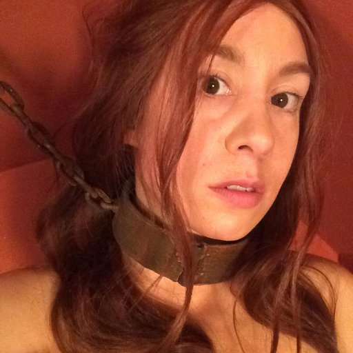 chained-justine