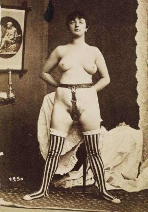 vintage chastity belt