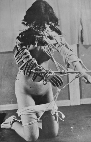 clothesline bondage