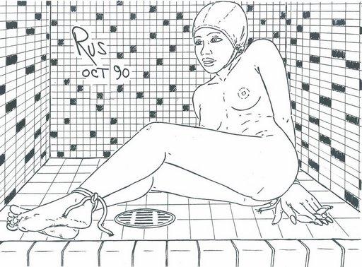 shower bondage