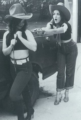 texas kidnapping, mod 60s style