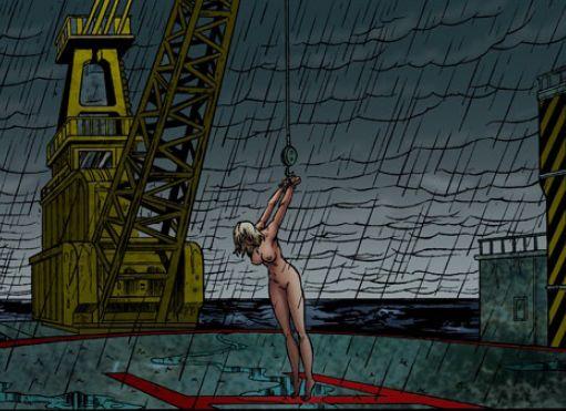 Deadly Platform dofantasy bondage art