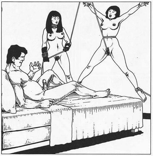 bedroom bondage plaything