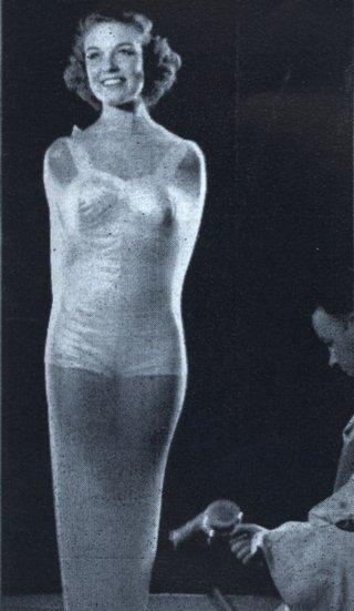 heat shrink bondage in the 1930s