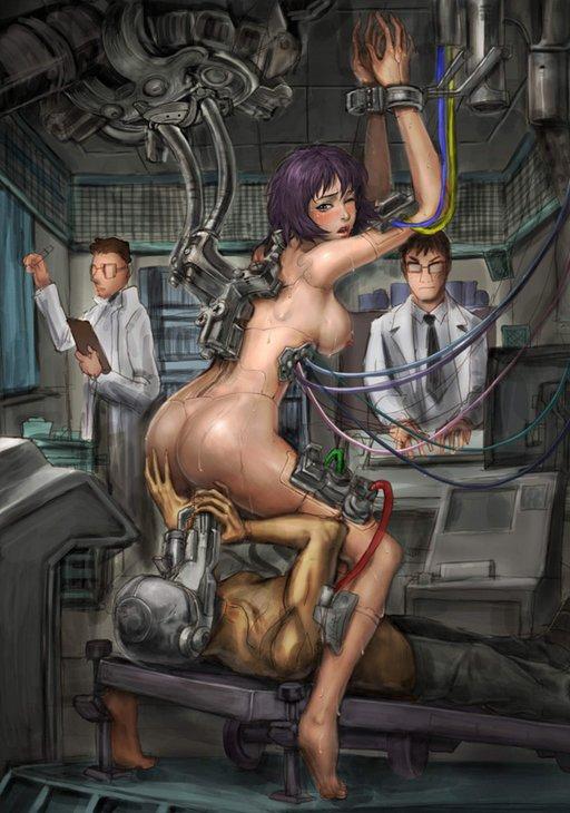 cyborg bondage