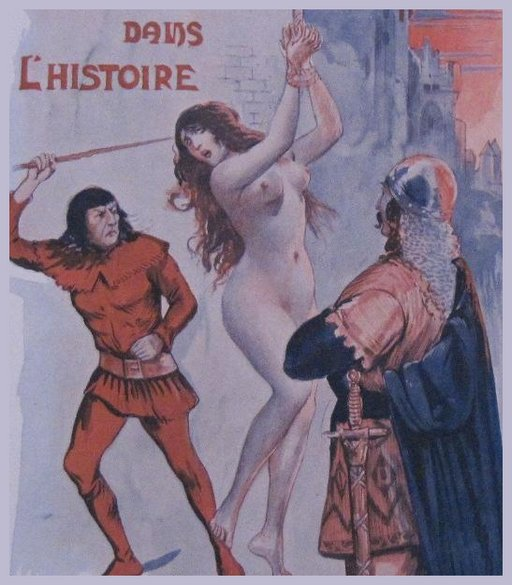 dance of history french whipping art