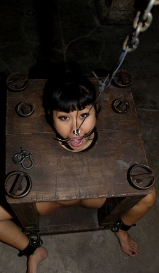 heavy bondage cart