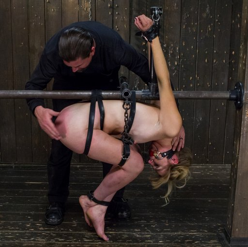 device bondage spanked