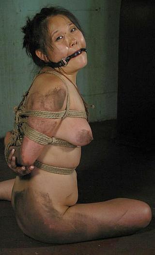 dirty bondage slave girl