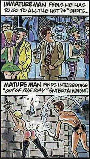 dungeon whipping cartoon