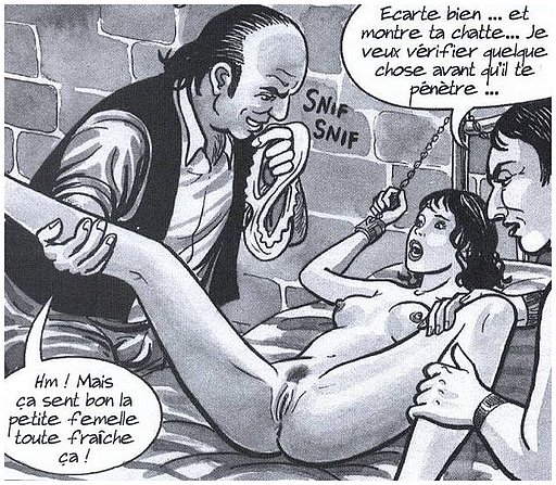 bdsm panty sniffing bondage