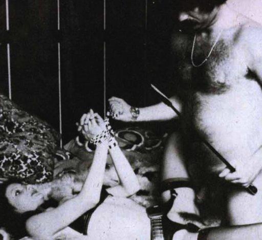 Elaine Beck bondage sex