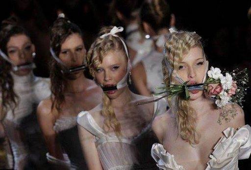 gagged-bride-and-bridesmaids