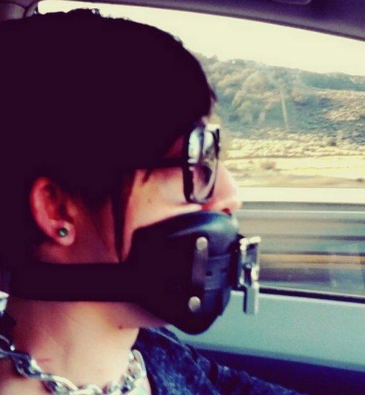 gagged-driver