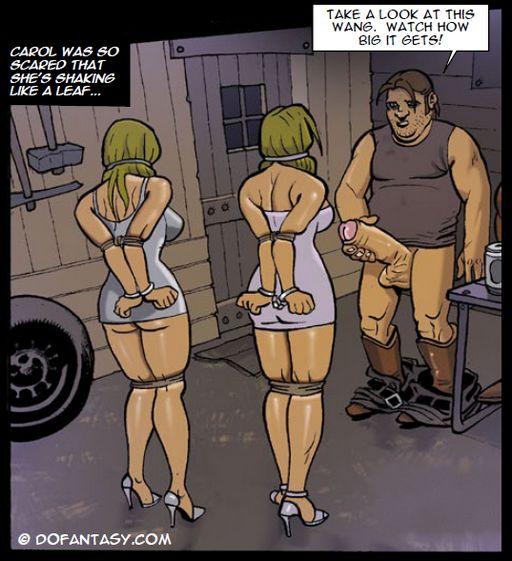 biker girls in sex bondage