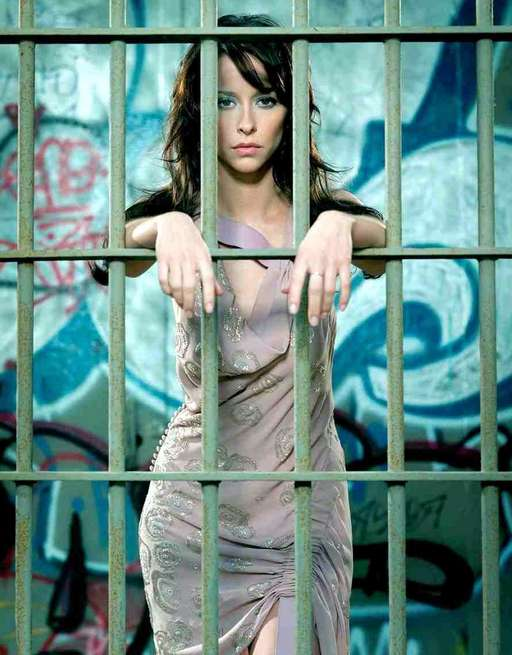 jail cell time for Jennifer Love Hewitt