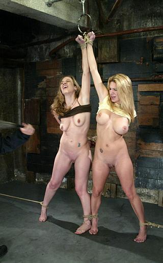 flogged bondage girls