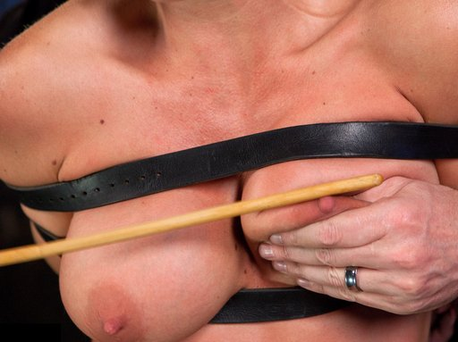 ready for a nipple caning