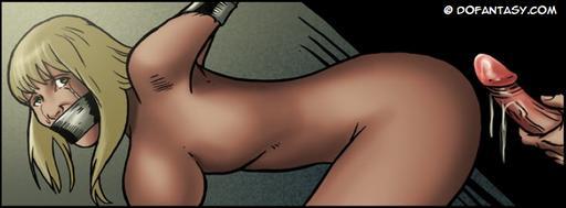 bondage sexual interrogation