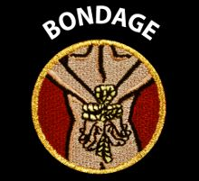 bondage merit badge
