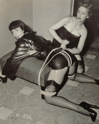 Betty Page Bondage 69