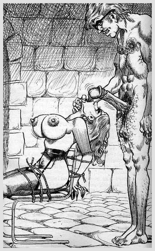 bondage-cartoon-ward