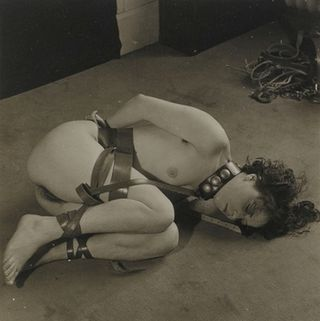 man ray bondage photo