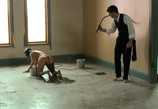 scrub slave