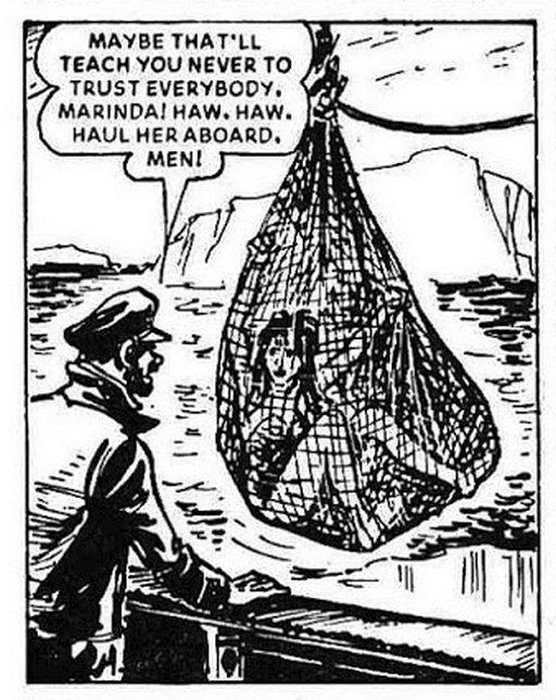netting Marinda