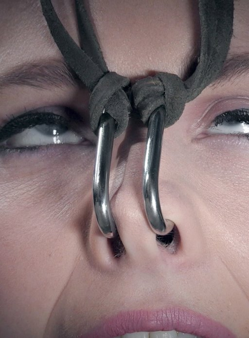 Bondage nose tubes