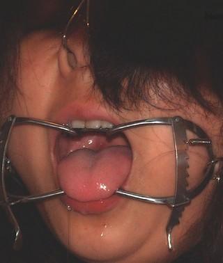 dental gag for suckslave