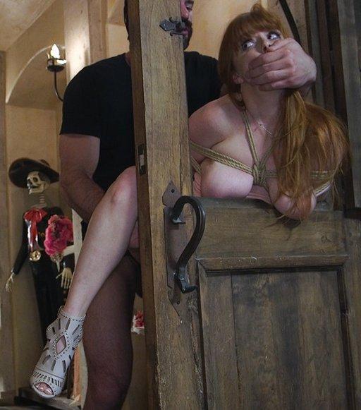 penny pax bondage anal sex