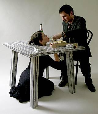 pillory bondage table