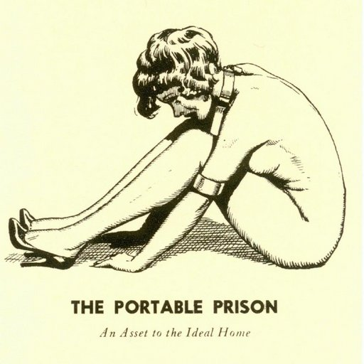 John Willie\'s portable prison for out-of-control wives