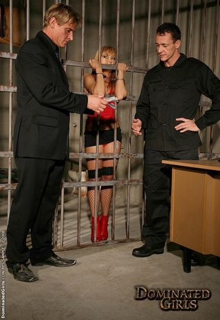 prison guard renting out the hooker in his custody
