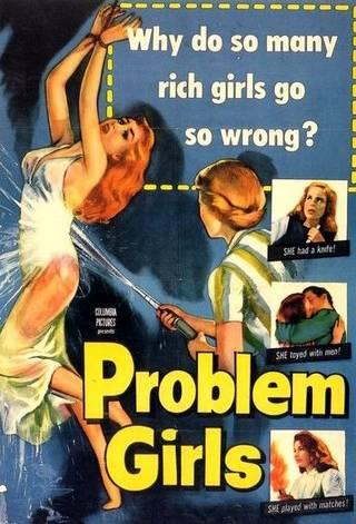 problem girls in bondage at reform school