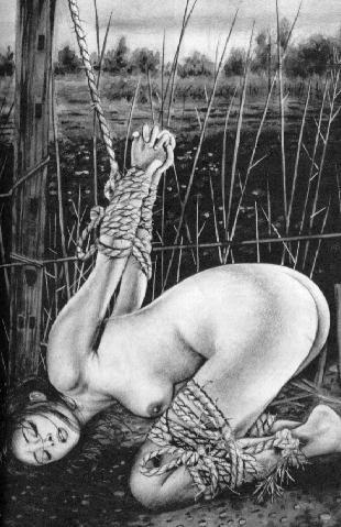 farm girl in sexual bondage