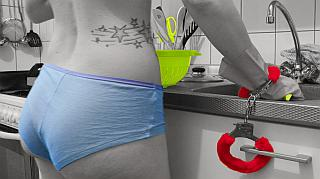 dish washing slave