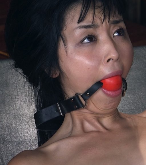 Marica Hase sex gagged